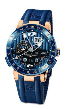 Blue Toro, el nuevo reloj de Ulysse Nardin