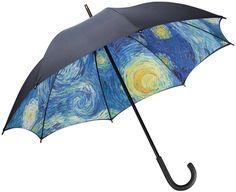 MoMA Starry Night Umbrella, Full Size - Starry Night