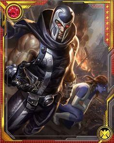 RPGOTG - [Team-Up] Magneto & Mystique