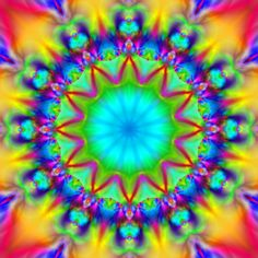 https://flic.kr/p/7kPPFU | Sunflower Kaleidoscope | Gimp Tutorial Kaleidoscope created with Gimp. I began with a new white background document. FX-Foundry --> Artistic --> Gradient Difference filter to create the pattern from which I turned into a kaleidoscope.