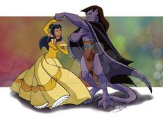"""supinternets: """"Around this time of year I'm always reminded of one of my faves from my childhood. I realized that the last box set came out like two years ago and just got it. It still holds up really. Old Disney, Disney Love, Disney Magic, Disney Art, Gargoyles Cartoon, Disney Gargoyles, Disney And Dreamworks, Disney Pixar, Comic Book Characters"""