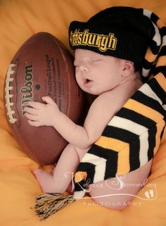 Steelers baby