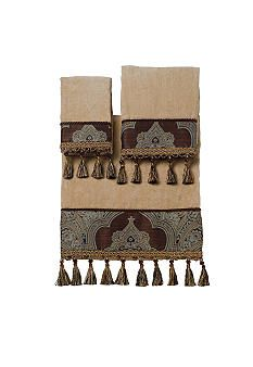 Croscill royalton towels dillards can either buy this or make one pick out fabrics tassels for Dillards bathroom accessories sets