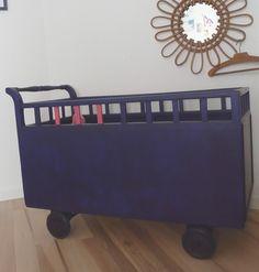 Chambre vintage esprit boh me on pinterest commode vintage vintage designs - Lit roulotte vintage ...