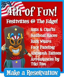4th of Fun! Festivities at the Edge!  www.duluthwaterpark.com