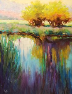 Marla Baggetta Pastel Paintings & Art Workshops | Landscape 1