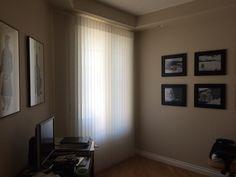 Luminette Privacy Sheers Window Sheers, Window Wall, Curtains, Window Toppers, Hunter Douglas, Custom Windows, French Doors, Soft Fabrics, Home Decor