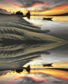 Wonder Landscape by editoism