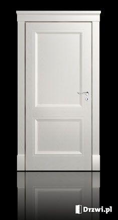 drzwi białe wewnętrzne drewniane - Google Search