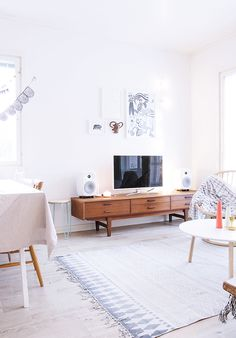 Naturally Beautiful Finnish Home Tour - decor8