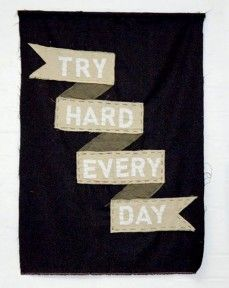 print, motto