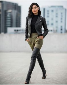 I want those boots #thighhighboots