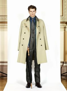 The Style Examiner: Ede & Ravenscroft Autumn/Winter 2014 Menswear