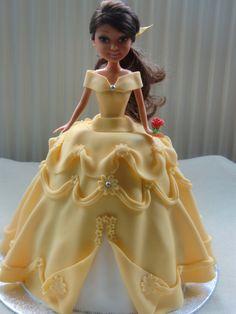 Kids Cake Ideas - Beautiful Belle Cake