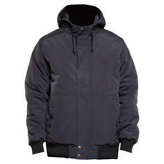 Element Plymouth blouson à capuche noir 99€ #element #jacket #boy #blouson #veste #manteau #skate #skateboard #skateshop