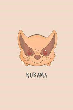 Kurama is my fav 🧡🖤🧡 Naruto And Sasuke, Anime Naruto, Kurama Naruto, Uzumaki Boruto, Kakashi Sensei, Naruto Cute, Naruto Funny, Naruto Shippuden Anime, Itachi