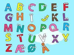 En sød alfabetsang, som gør det nemt og sjovt for de mindste at lære alfabetet. På dansk! Musik: Rasmus Skov. Animation: Nathalie Werlberger Hovey. Vokal: Pe...