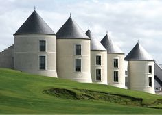 Lough Erne Resort covered by CUPA natural slate hosted the G8 | CUPA | #slate #roofing #resort #design #G8 #architecture