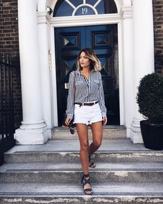 About yesterday in London ✌️ | Shop this look on my blog #shopmystyle |