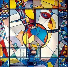glas in lood ontwerp bert grotjohan. www.glasinlood.com