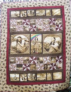 Wizard of Oz quilt | Quilts I've made (My quilt album) | Pinterest ... : wizard of oz quilt kit - Adamdwight.com