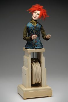 Chris Chomick + Peter Meder | National Institute of American Doll Artists