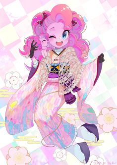 """""""happy new year🎈🎈🎈"""" My Little Pony Costume, My Little Pony Games, My Little Pony Drawing, My Little Pony Characters, Pinkie Pie Human, My Little Pony Pictures, Mlp Fan Art, Little Poni, Cute Art Styles"""