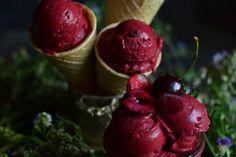 DSC_0505 Sorbet, Grilling, Cherry, Pasta, Fruit, Crickets, Prunus, Pasta Recipes, Pasta Dishes