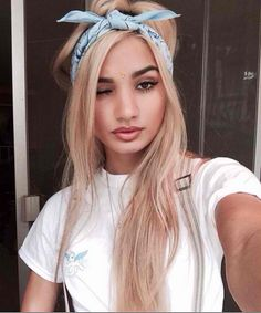 Pia Mia in the house! GOALS
