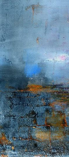 blue cloud mixed media on paper prints here http://society6.com/agnesTrachet/blue-cloud_Print