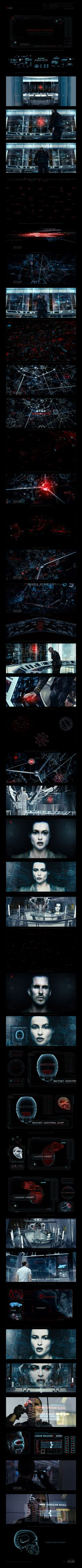 #Terminator Salvation. #UI I loved this part, what a crazy ending to a weird and crazy movie.
