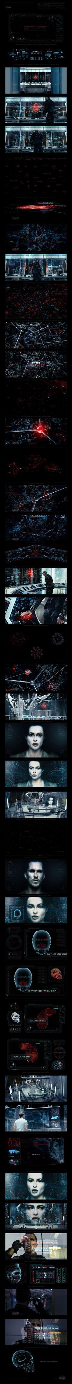 #Terminator Salvation. #UI