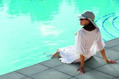 Margo Perlgrau geflammt - Oberfläche in einzigartig geflammter Optik Cover Up, Hats, Dresses, Fashion, Pearl Grey, Unique, Vacation, Ad Home, Vestidos