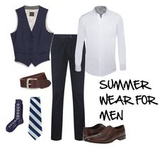 """Summer outfit for the office"" by pstrats on Polyvore"