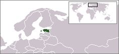 Map of Estonia. After seven centuries of German, Danish, Swedish, Polish and Russian rule, Estonia attained independence in 1918. Incorporated into the USSR in 1940, it re-gianed independence in 1991 through its Singing Revolution, a non-violent revolution that overthrew an initially violent occupation. Since the last Russian troops left in 1994, Estonia moved to promote economic and political ties with Western Europe.