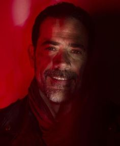 Negan  The Walking Dead Season 7 http://www.denofgeek.com/uk/tv/the-walking-dead/42199/the-walking-dead-season-7-new-posters-and-images#9