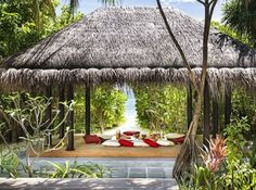 ANANTARA KIHAVAH ECO RESORT, THE MALDIVES (80 pieces)
