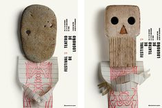 Isidro Ferrer | upcycling art ✭ graphic inspiration