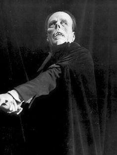 """Lon Chaney (April 1, 1883 – August 26, 1930) is known for his starring roles in such silent horror films as """"The Hunchback of Notre Dame"""" (1923) and """"The Phantom of the Opera"""" (1925). His ability to transform himself using makeup techniques he developed earned him the nickname """"The Man of a Thousand Faces."""""""