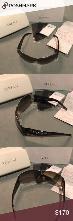 df13875fea36 Versace shades Pristine condition all of the original contents included  Versace Accessories Sunglasses