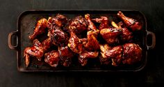 NYT Cooking: Trini-Chinese Chicken.