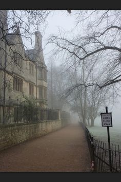 Christ Church College Meadow, Oxford by mrtom