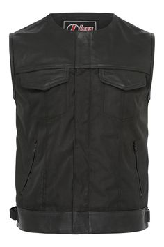 Leather Hats, Biker Leather, Real Leather, Mens Leather Waistcoat, Harley Gear, Dungaree Jeans, Waist Coat, Leather Company, Denim Coat
