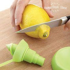 ¡Dé más sabor a sus platos!  #spray #exprimidor #limones