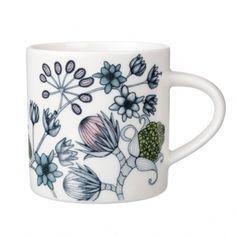 Arabia, Runo mug 0,35 l, Spring Drop