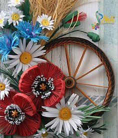 Neli Quilling Art: In anticipation of the summer