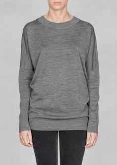 Merino wool sweater | & Other Stories