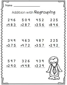 8 Second Grade Math Worksheets Free Templates 3rd Grade Math Worksheets, School Worksheets, Free Math Worksheets, Number Worksheets, Grade 2 Maths, 2nd Grade Crafts, Maze Worksheet, 2nd Grade Activities, Map Activities
