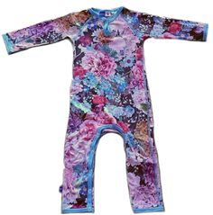 fb6b0df58b02 Molo Fiona Country Bloom 2011 romper suit Flowers