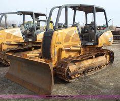 2008 Case 850L XLT dozer | Item K5090 selling at Thursday March 31 Construction Equipment Auction | Purple Wave, Inc.